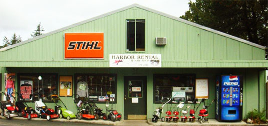Harbor Rental & Saw Shop